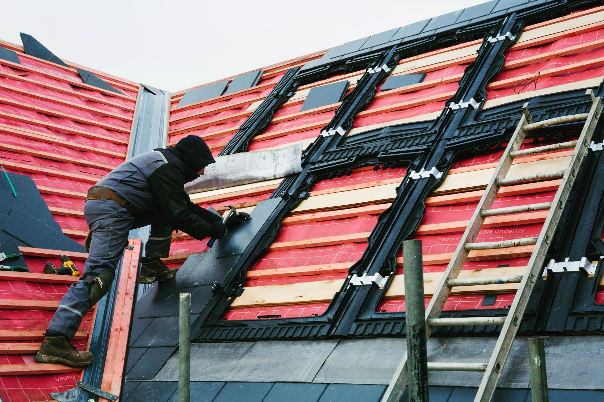 roofing repair services in Maryland