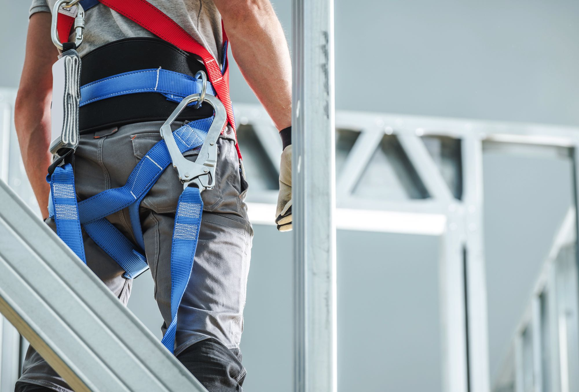 construction safety harness CDTHP4B